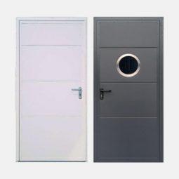 Drzwi przygarażowe