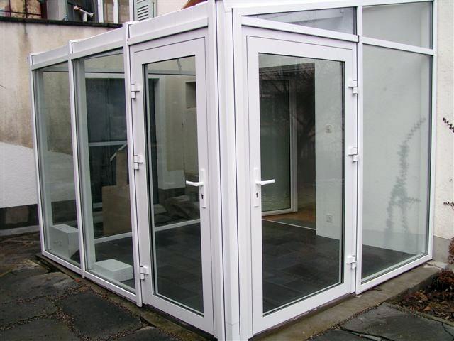 Ogród zimowy - aluminium, inwestor prywatny